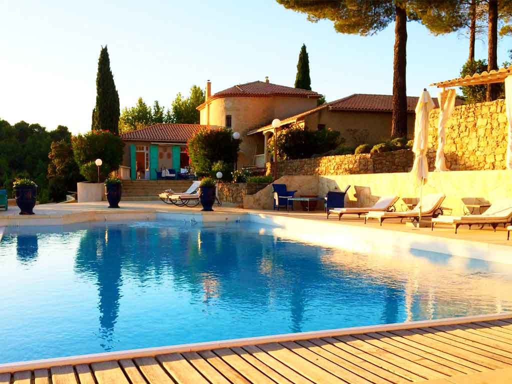 Rental Villas Provence Tourtour